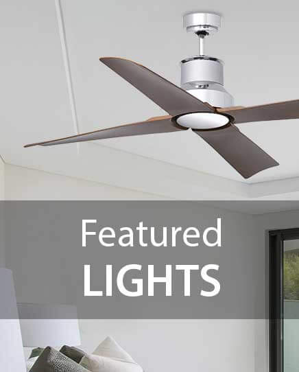 Featured Lights - Ceiling Fans