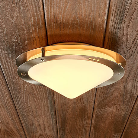 Outdoor Ceiling Lights For Porch, Outdoor Porch Ceiling Lights With Motion Sensor