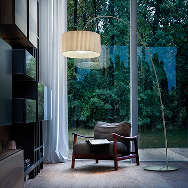 Floor lamps from Lights.co.uk