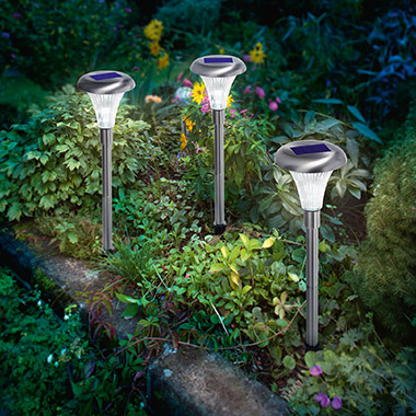 Solar Lights online from Lights.co.uk