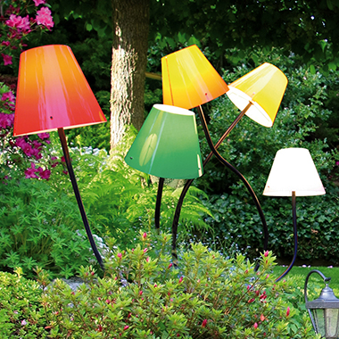 outdoor designer lights available at Lights.co.uk