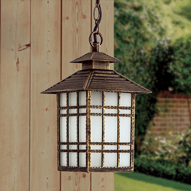 outdoor lights available at Lights.co.uk