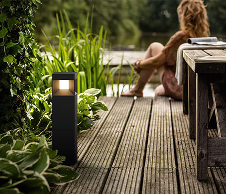 LED lighting for outdoors